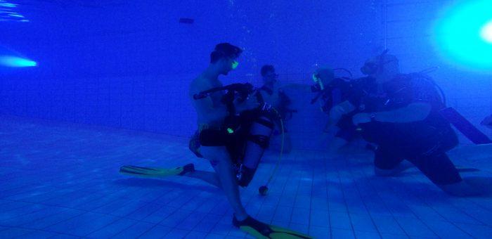 Nieuwe open water cursus van start